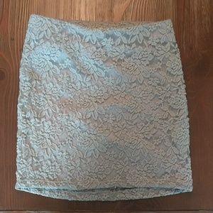 Brand New gray strapless top